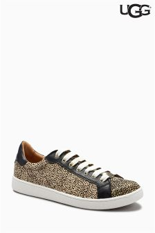UGG® Mono Milo Exotic Lace Up Sneaker