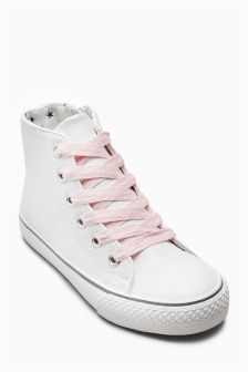 Glitter High Tops (Older Girls)