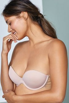 Stick-On Bra