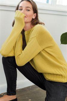 Rib Bottom Sweater