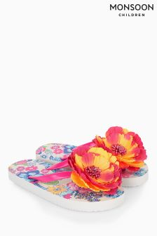 Monsoon Multi Valerie Print Flip Flop