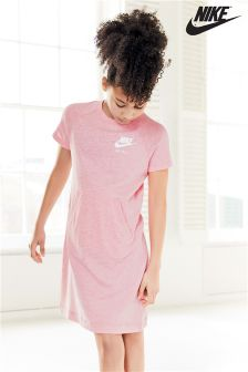 Nike Coral Gym Vintage Dress