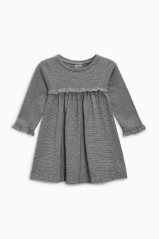 Stripe Frill Tunic (3mths-6yrs)