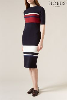 Hobbs Navy Cheyenne Dress