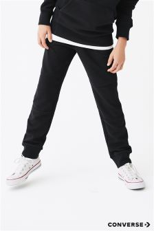 Converse Textured Knit Slim Jogger