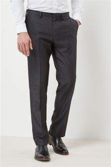 Regular Fit Smart Trousers