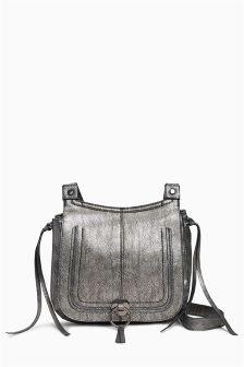 Large Casual Saddle Bag