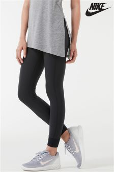 Nike Black Futura Logo Club Legging