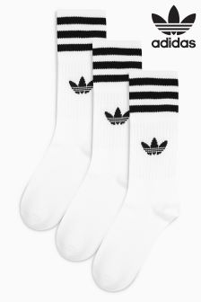 adidas Originals Crew Socks Three Pack