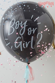 Ginger Ray Gender Reveal Balloon