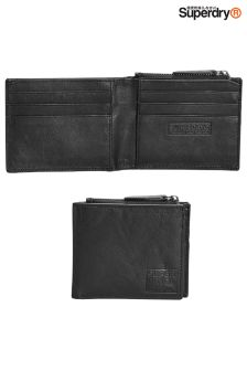 Superdry Premium Bifold Leather Wallet
