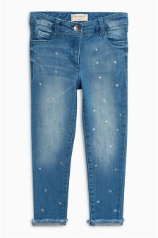 Star Stud Jeans (3-16yrs)