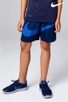 Nike Blue Training Short