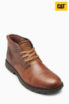 CAT® Brown Sugar Trenton Chukka Boot