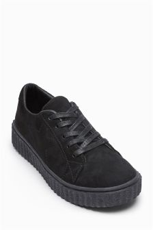 Creeper Low Tops (Older Girls)