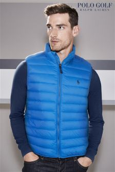 Polo Golf by Ralph Lauren Down Padded Gilet