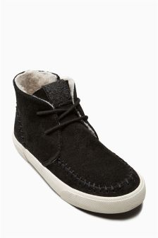 Whipstitch Boots (Older Boys)