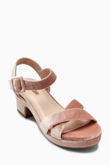 Heel Sandals (Older Girls)