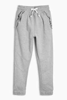 Sparkle Frill Joggers (3-16yrs)