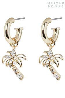 Joules Bold Blue Puffa Jacket
