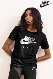Nike Air Black Tee