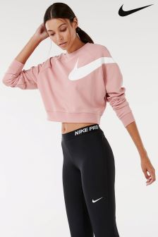 Nike Pink Dry Training Top