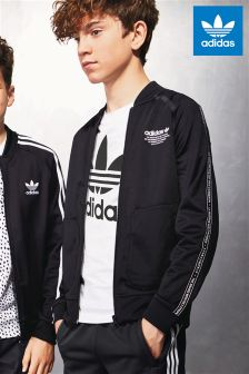 adidas Originals Black NMD Superstar Jacket