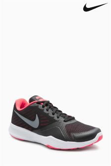 Nike Black City Trainer