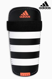 adidas Black/White Everlite Shinguard
