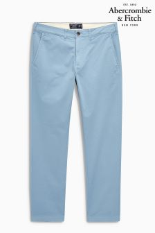 Abercrombie & Fitch Petrol Chino Trouser