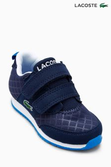Lacoste® Navy Light 417 Velcro