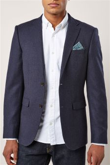 Clissold Textured Wool Jacket