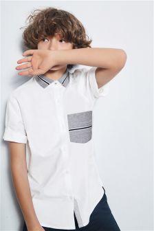 Short Sleeve Sporty Shirt (3-16yrs)
