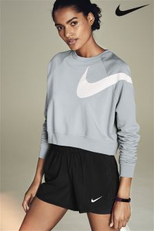 Nike Blue Versa Sweat Top