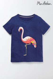 Boden Blue Fauna T-Shirt