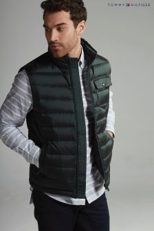Tommy Hilfiger Green Chad Down Gilet