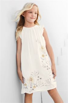Embellished Dress (3-16yrs)