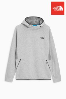 The North Face® Light Grey Slacker Hoody