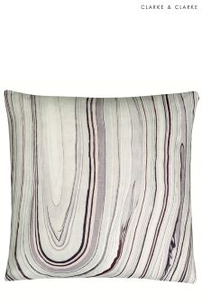 Clarke And Clarke Feather Filled Agate Cushion