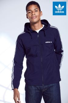 adidas Originals Legend Ink 3-Stripe Windbreaker