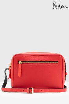 Boden Post Box Red Lyon Crossbody Bag