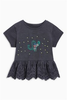 Cactus Blouse (3mths-6yrs)