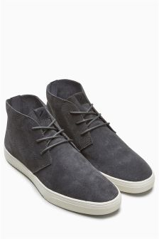 Suede Mid Boot