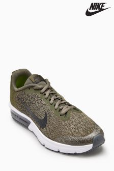 Nike Khaki Air Max Sequent 2