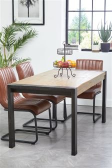Hudson 6 - 8 Extending Dining Table