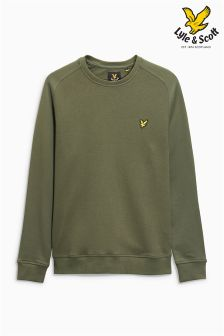 Lyle & Scott Crew Neck Sweater