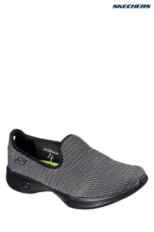 Skechers Black GoWalk 4 Slip On