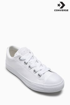 Converse White All Star Street Mid