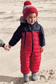 Snowsuit (3mths-6yrs)