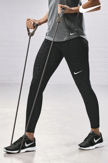 Nike Pro Black Spot Cat Tight